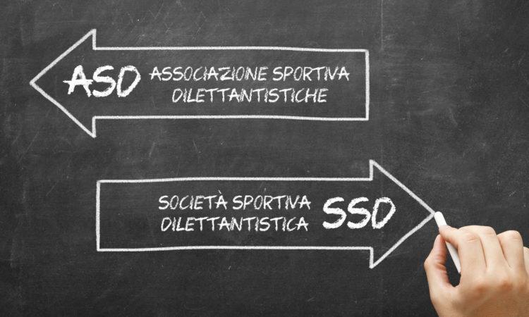 ASD O SSD E LE 5 COSE CHE DOVRESTI SAPERE